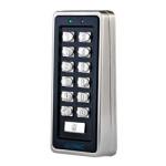 Controlador de Acesso | Terminal RFID | Código PIN | Equipamento de Controlo de Acessos | Interior | Exterior | Stand-Alone | PIN CODE | Leitor de Cartões
