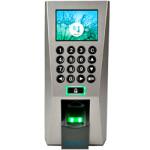 Terminal de Controlo de Acessos | Leitor Biométrico | Impressão Digital | Comunicação TCP/IP | Porta USB | Cartão de Proximidade | RFID | Display TFT