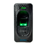 Leitor Biométrico | Controlo de Acessos | Terminal de Acessos | Exterior | Índice de Proteção IP65 | Leitura das Impressões Digitais | Cartão de Acesso RFID