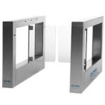 Torniquetes de Portas de Vidro | Barreira Automática de Passagem Pedonal | Acesso de Pessoas de Mobilidade Reduzida | Passagem de Cadeiras de Rodas | Torn